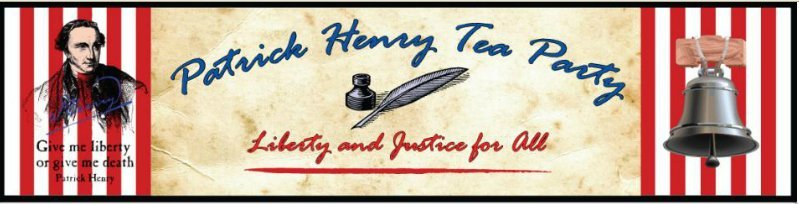 Patrick Henry Tea Party