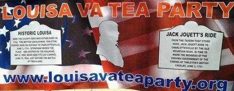 Louisa VA Tea Party