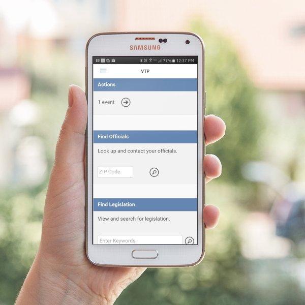 Action Center Mobile App