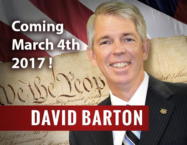 David Barton Pic