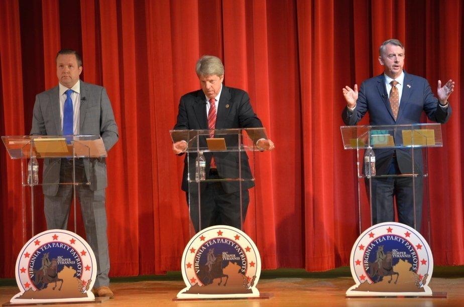 2017 Grassroots Republican Debate Photo