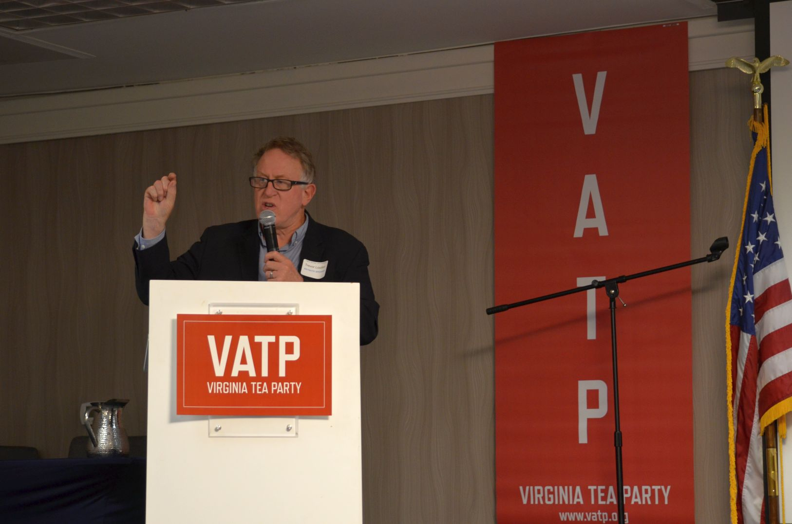 Trevor Loudon Address the VATP