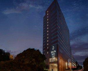 Delta by Marriott Richmond Downtown Hotel