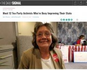Tea Party in the news